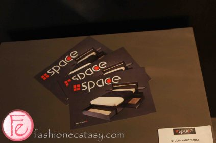 Positive Space One Year Anniversary VIP Event - Studio Night Table