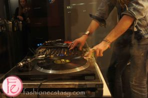 Positive Space One Year Anniversary VIP Event - DJ DAVID GILLESPIE