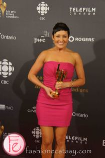 Barbara Sears Award for Best Editorial Research- The fifth Estate- Angela Gilbert- 1st Canadian Screen Awards - Television & Digital Media Awards Show