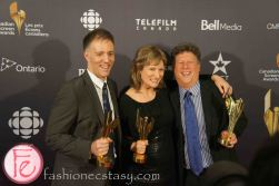 Best Sports Analysis or Commentary (Program, Series or Segment)- London 2012 Olympic Games Primetime (TSN) Ken Volden, Gord Cutler, Bill Dodson, Linda Tremblay- 1st Canadian Screen Awards - Television & Digital Media Awards Show
