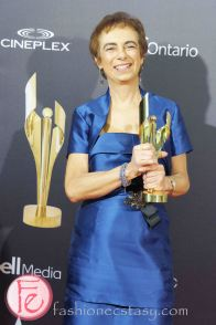 Digital Media Trailblazing Award- Andra Sheffer- 1st Canadian Screen Awards - Television & Digital Media Awards Show