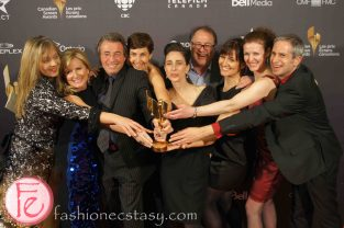 Donald Brittan Award for Best Social/Political Documentary Program- About Her- Scott Garvie, Alison Gordon, Sissy Federer-Less, Henry Less, Phyllis Ellis, Michelle Rothstein, Allen Braude, Angela Donald, MJ De Coteau-1st Canadian Screen Awards - Television & Digital Media Awards Show