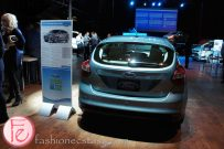 Ford's Blue Party - Unveiling of the All New 2014 Ford Fiesta - Ford Focus Electric