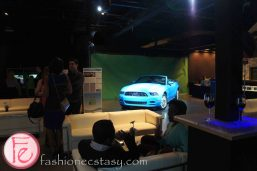 Ford's Blue Party - Unveiling of the All New 2014 Ford Fiesta