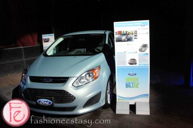 Ford's Blue Party - Unveiling of the All New 2014 Ford Fiesta - 2013 Ford C-Max Hybrid