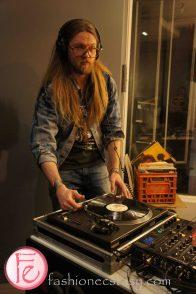 Positive Space One Year Anniversary VIP Event - DJ DAVID GILLESPIE