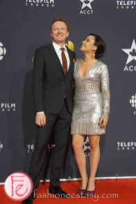 Bob Martin & Tommie-Amber Pirie (Michael: Tuesdays and Thursdays)- Canadian Screen Awards Broadcast Gala