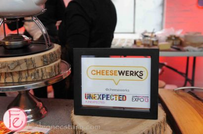 Cheese Werks @ Canadian Special Events EXPO Opening Party - Unexpected