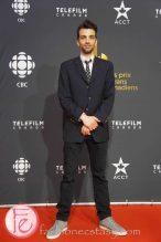 Jay Baruchel (Goon)- Canadian Screen Awards Broadcast Gala