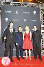 Jennifer Irwin, Matt Watts (Michael: Tuesdays and Thursdays) - Canadian Screen Awards Broadcast Gala