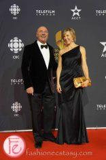 Kevin O'Leary & Linda (Dragons' Den) - Canadian Screen Awards Broadcast Gala