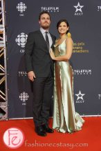 Stephen Amell (Arrow)- Canadian Screen Awards Broadcast Gala