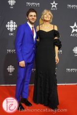 Xavier Dolan, Lyse Lafontaine (Anyways) Canadian Screen Awards Broadcast Gala
