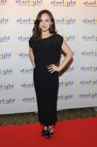 Georgina Reily at Starlight Gala 2013 Celebrity Red Carpet ( photos by George Pimentel)