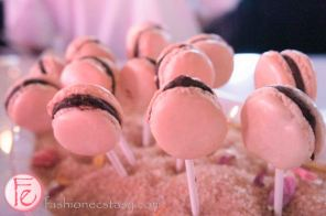 Uniun Nightclub Open House Event - French Macaron Lollipop