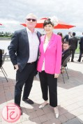 2013 Honorary Chair Bernadette Morra - Best Buddies 7th Thrill of Ascot 2013