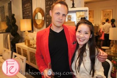Chris Brooker- Decorium Toronto Showroom Launch Event