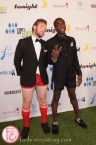 Pants Off 2013 for Prostate Cancer- Brock McLaughlin (BestFan TV)