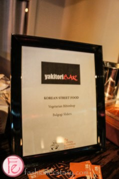 korean street food by Yakitori Bar - Culinary Adventure Co. Season 3 Launch Party