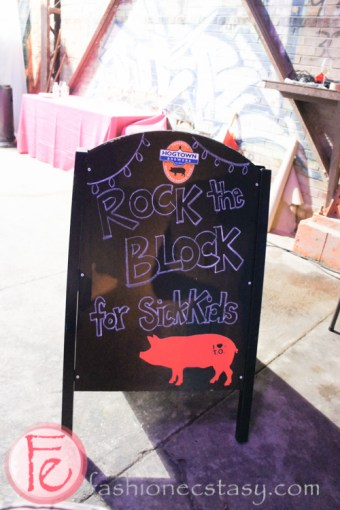 Block Party for SickKids by Scrubs in the City