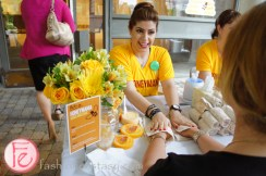 Body Shop Honey Mania Product Launch Media Breakfast