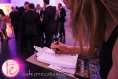 Fashion sketch- Luminato's Big Bang Bash ft. Dolls by Viktor&Rolf