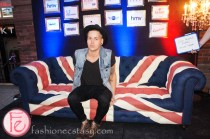 Gold Painted Planes - Tyler Thomas - Rockstar Hotel 2013 - British Invasion