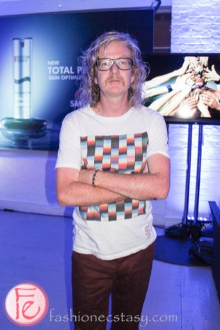 Brendan Canning at Luminato and Biotherm Homme Closing Night Party 2013
