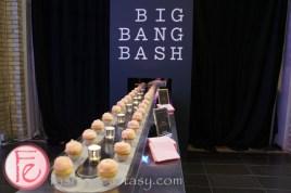 cupcakes on conveyor belt