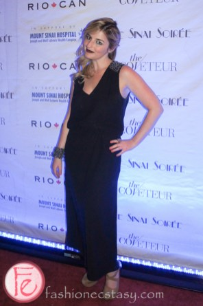 jen kirsch at Mount Sinai Soiree The Sinai Soiree 2013 - The Great Gatsby