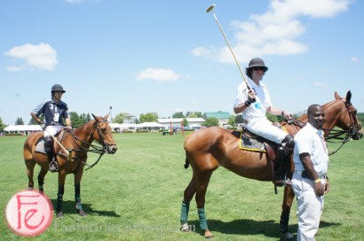 Polo for Heart in support of Heart and Stroke Foundation