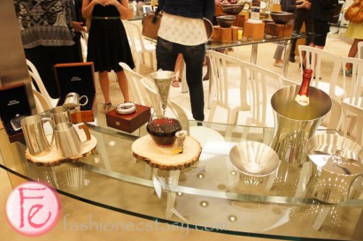 Royal Selangor Arcadia Collection Launch at William Ashley