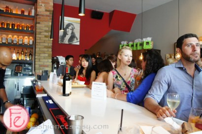 A Roman Holiday by View the Vibe and Lo Zingaro Ristorante Pizzeria