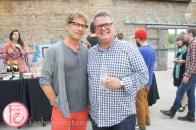 Jeff Stober and Zane Caplansky