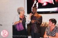 Tabby Johnson at A Toast to Curves 2013 Body Confidence Canada Awards
