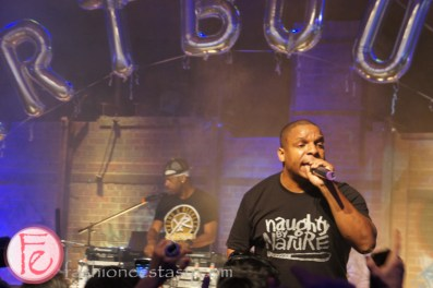Naughty by Nature at Artbound pARTY 2013 - 90210