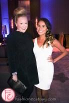 Jillian Lockwood and Mira Singh at Mount Sinai Hospital Auxiliary's 60th Birthday Bash Gala at The Ritz