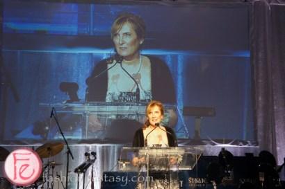 Karen Goldlist at Mount Sinai Hospital Auxiliary's 60th Birthday Bash Gala at The Ritz