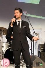 Matt Dusk at Mount Sinai Hospital Auxiliary's 60th Birthday Bash Gala at The Ritz