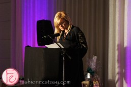 Natalia Popovich at Pink Diamond Gala for After Breast Cancer 2013