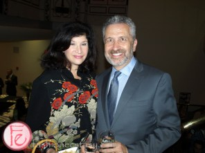 Chandelier gala for the 100th anniversary of the Elgin and Winter Garden theatres