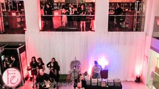 Hush Hush Party in The Bloor Gladstone Library by New Collection