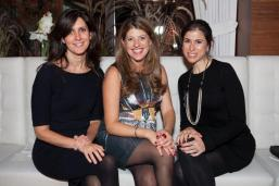 Dani Romain, Karen Fonn, Lori Sugarman-Li