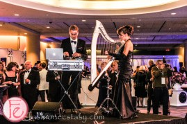 Venetian Ball 2013 - M?Michelle and Alex Beaudoin-Tousignant
