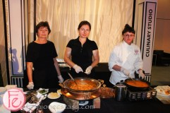 Venetian Ball 2013- Culinary Studio