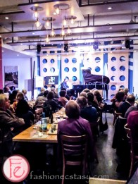 JPEC Jazz Series with Randy Weston at Paintbox