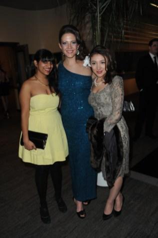 'Under 35' guests at NBS' Casablanca Gala