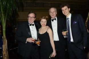 Barry Hughson, Ashley Hughson, David Binet, Robert Binet