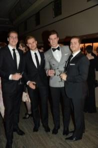 Dan Freeman, Matt Farley, Rory Tufford, Rob Dekoning