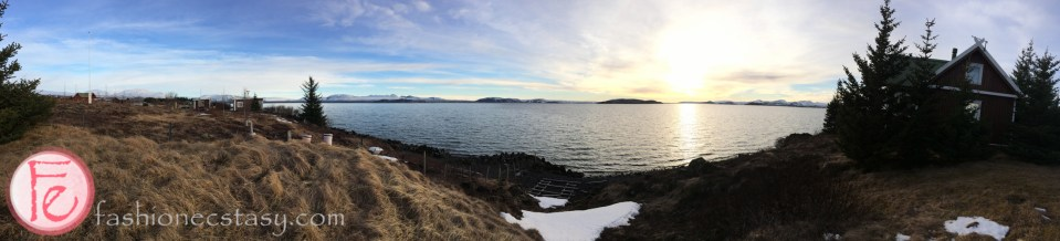 冰島見日落 (Iceland sunset)